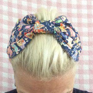Handmade Liberty of London Headband